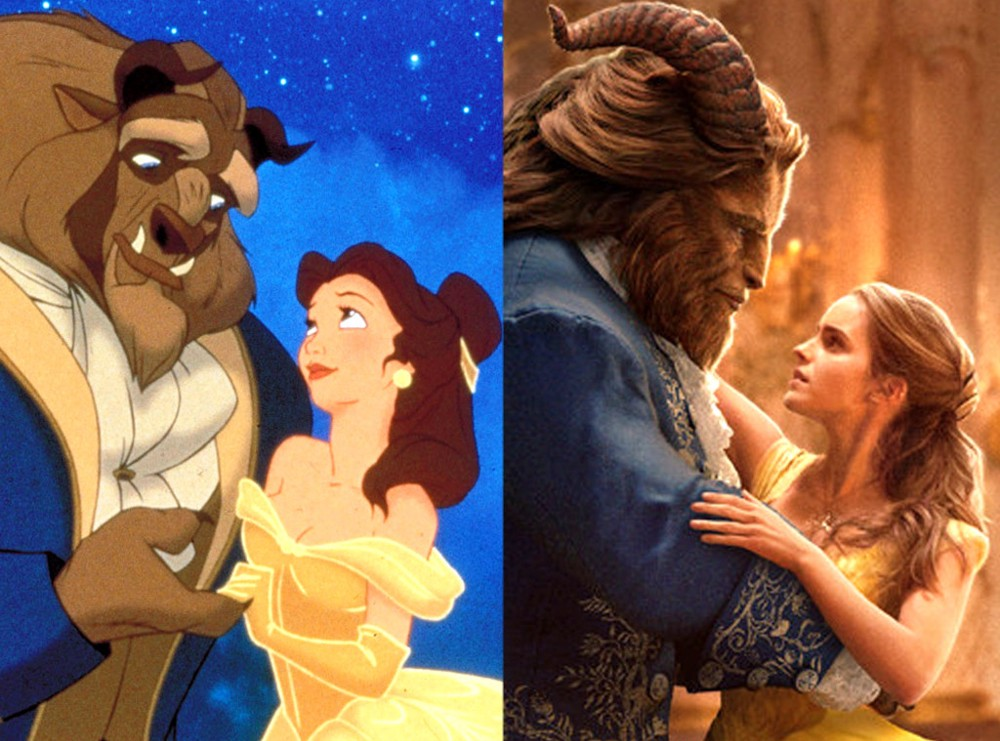 beauty and the beast nostalgia